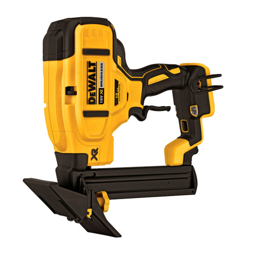 Dewalt DCN682N 18V Cordless XR Brushless 18Ga Flooring Stapler (Body Only) - 6
