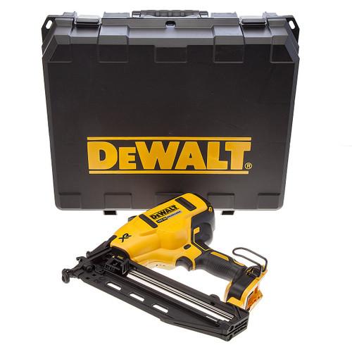 Dewalt DCN660N 18V XR Cordless li-ion Brushless 2nd Fix Nailer 16Ga in Kitbox (Body Only) - 2