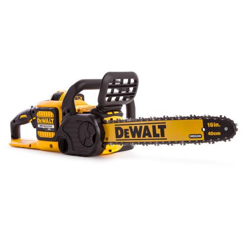 Dewalt DCM575X1 54V XR Flexvolt Chainsaw (1 x 9Ah Battery) - 6