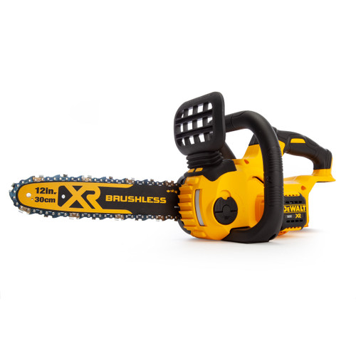 Dewalt DCM565N 18V XR Brushless Chainsaw 30cm (Body only) - 10