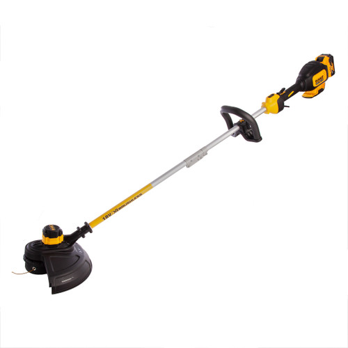 Dewalt DCM561P1S 18V XR Brushless Split Shaft String Trimmer (1 x 5.0Ah Battery) - 4