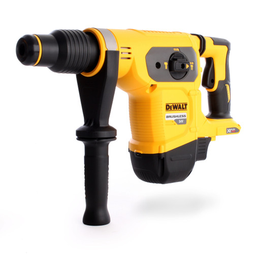 Dewalt DCH481N 54V XR Flexvolt Brushless 3-Mode Dedicated SDS Max Hammer (Body Only) - 4