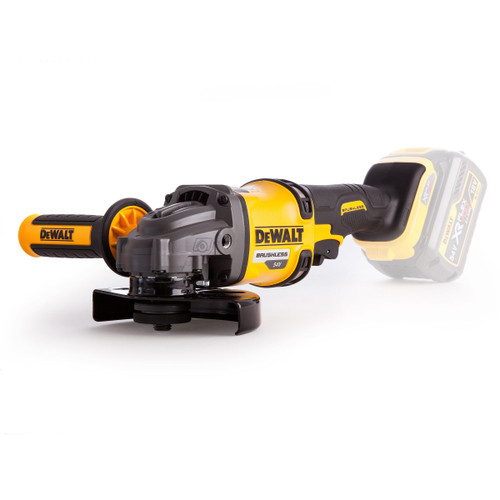 Dewalt DCG414N 54V XR Flexvolt Grinder 125mm (Body Only) - 3