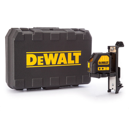 Dewalt DCE088NR 10.8V Self Leveling Cross Line Red Laser (Body Only) - 5