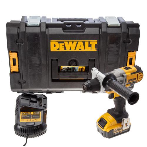 Dewalt DCD985M1 18V XR Combi Drill (1 x 4.0Ah Batteries) - 4
