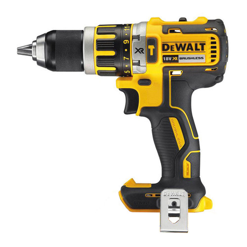 Buy Dewalt DCD795N-XK 18V XR Brushless Compact Combi Drill (Body Only) at Toolstop