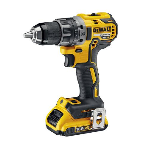 Dewalt DCD791D218V XR Brushless Compact Drill Driver (2 x 2.0Ah Batteries) - 2