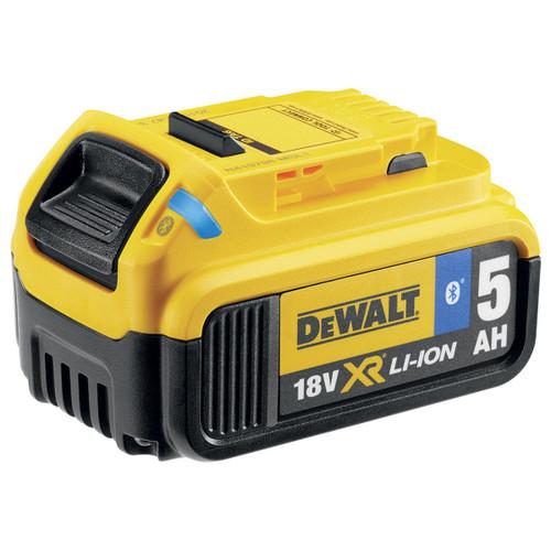 Dewalt DCB184B Bluetooth Slide Li-Ion Battery Pack 18 Volt 5.0Ah - 2