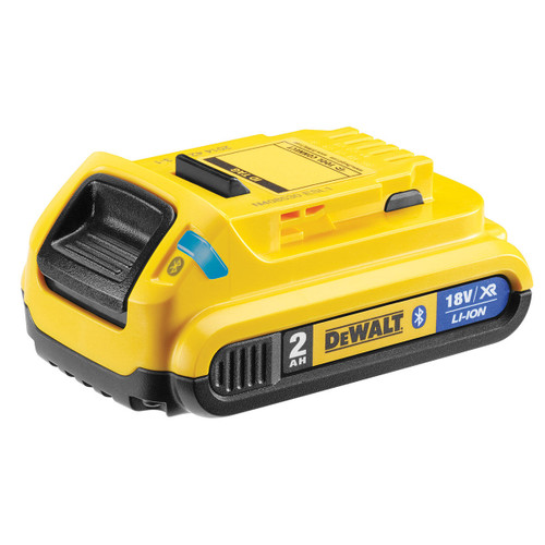 Dewalt DCB183B Bluetooth Slide Li-Ion Battery Pack 18 Volt 2.0Ah - 2