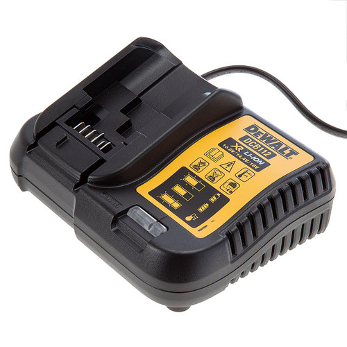 Dewalt DCB112 li-ion XR Battery Charger 10.8V - 18V - 1