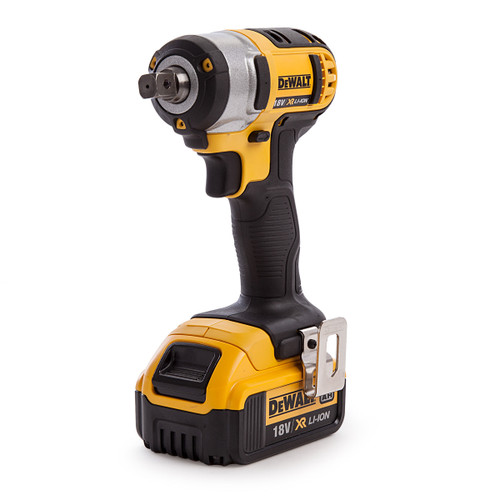 Dewalt DCF880 18V Cordless Impact Wrench (1 x 4.0Ah Battery) - 4