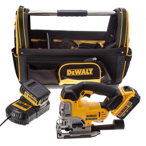 Dewalt DCS331 18V Jigsaw (2 x 4.0Ah Batteries) - 3