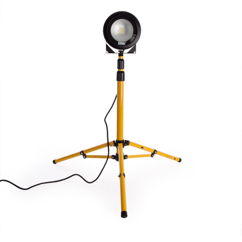 Defender LEDDF1200 Single Head Work Light on Telescopic Tripod 110V - 4