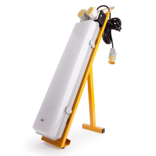 Defender E709278 LED Contractor Floor Light 20W 2 feet / 600mm 110V - 4