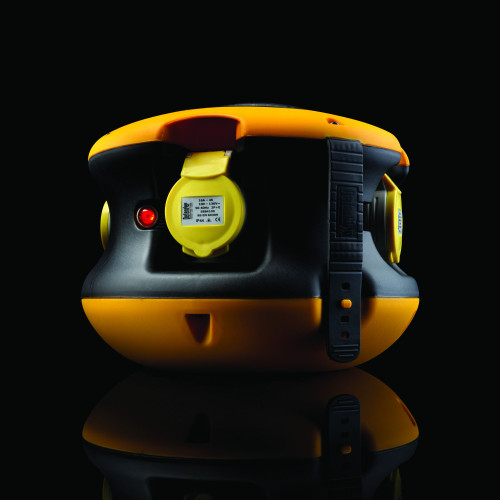Defender E13200 Spider Ball Power Splitter 110V with 4 x 110V 16A Outlets - 2