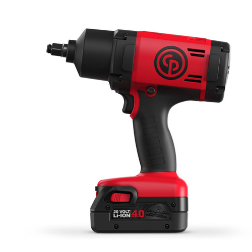 Chicago Pneumatic CP8848-Pack 20V Impact Wrench 1/2in (2 x 4.0Ah Batteries) - 3