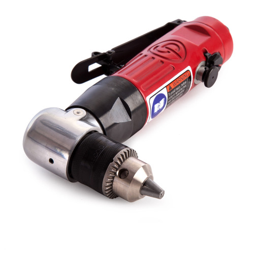Chicago Pneumatic CP879 Angle Head Drill 3/8 Inch / 10mm Capacity - 2