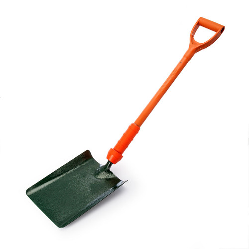 Bulldog PD5TM2IN Insulated No2 Taper Mouth Shovel with 28 Inch Shaft - 3
