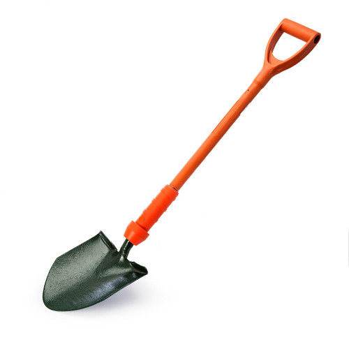 Bulldog PD5GSIN Insulated General Service Shovel with 28 Inch Shaft - 3