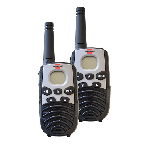 Buy Brennenstuhl 1290940 PMR Walkie Talkies TRX 3500 (Pack of 2) at Toolstop