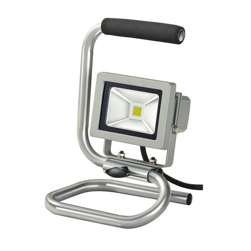 Buy Brennenstuhl 1171253103 Mobile Chip LED Light 10W with Frame 240V at Toolstop