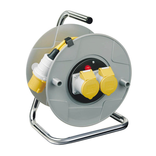 Buy Brennenstuhl 1098743 Cable Reel ST AK 260 25 Metres 110V for GBP26.67 at Toolstop