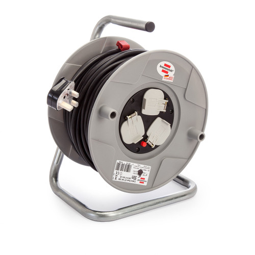 Buy Brennenstuhl 1098413001 Cable Reel ST AK 260 50 Metres 240V at Toolstop