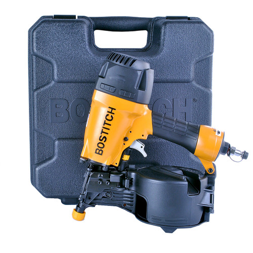 Bostitch N66C-2-E Variable Depth Control Multi-Purpose Coil Nailer - 2