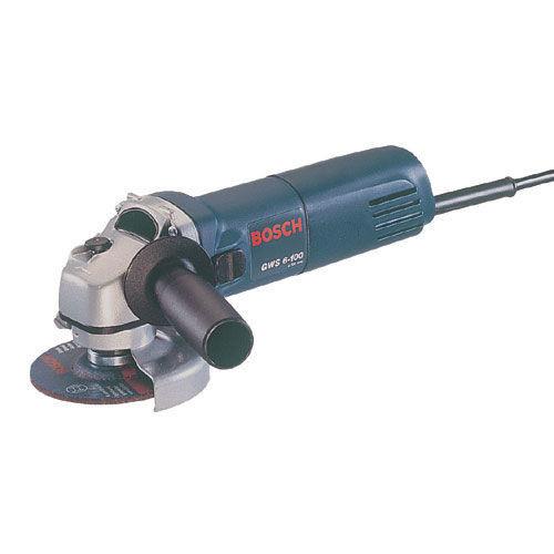 "Buy Bosch GWS6-100 4""/100mm Angle Grinder 110V at Toolstop"