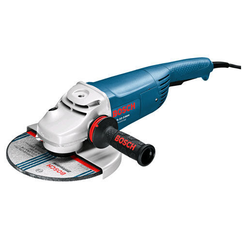 Bosch GWS22-230 9in/230mm Professional Large Angle Grinder 240V - 4