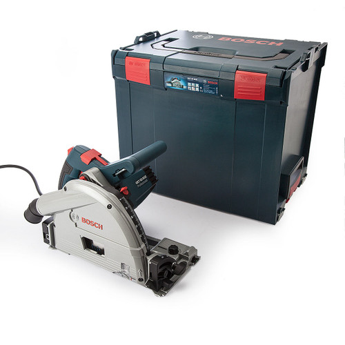 Bosch GKT55GCE 165mm Plunge Saw 1400W in L-BOXX 110V - 8
