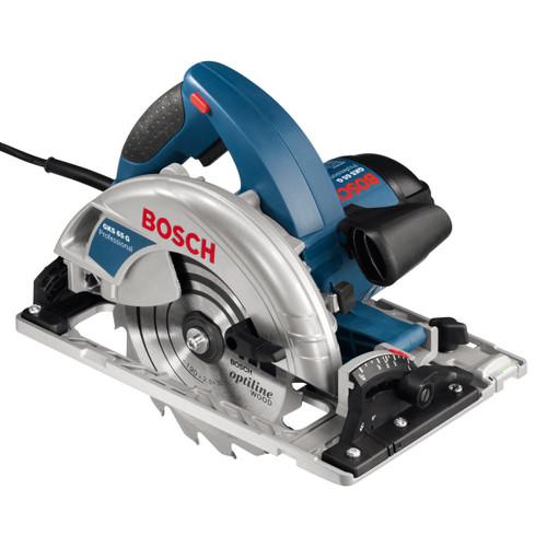 Buy Bosch GKS65G Hand Held Circular Saw 110V at Toolstop
