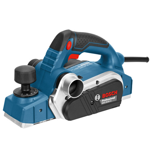 Bosch GHO26-82D Electric Planer 2.6mm 710W in Carry Case 110V - 6