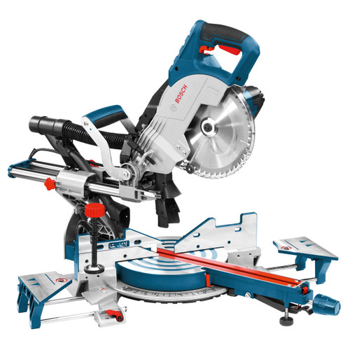 Bosch GCM8SJL Single Bevel Sliding Mitre Saw 240V - 6