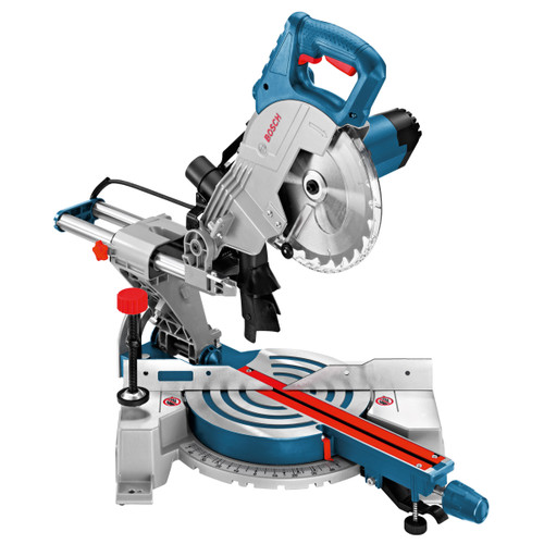"Bosch GCM800SJ Sliding Mitre Saw 8""/216mm - Single Bevel 240V - 7"