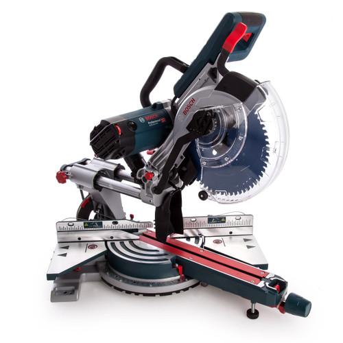 Bosch GCM350-254 Professional Compound Mitre Saw 110V - 7