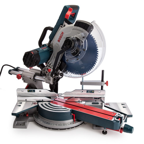 Bosch GCM12SDE Mitre Saw Sliding 12in 110V - 6