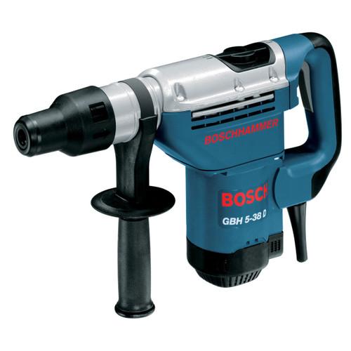 """Bosch GBH5-38 1.5""""/38mm SDS-Max Rotary Hammer Drill 110V - 2"""
