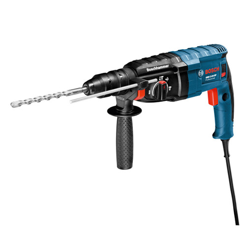 Bosch GBH2-24DF 24mm SDS+ 3 Function Hammer with Quick Change Chuck 2kg 110V - 4
