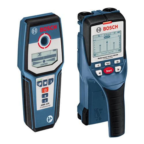 Bosch DTECT150SV Wallscanner + GMS120 Cable Detector - 5