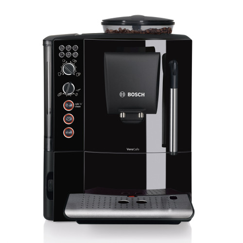 Bosch TES50129RW VeroCafe Fully Automatic Bean-to-Cup Coffee Centre 1600W - Black - 8