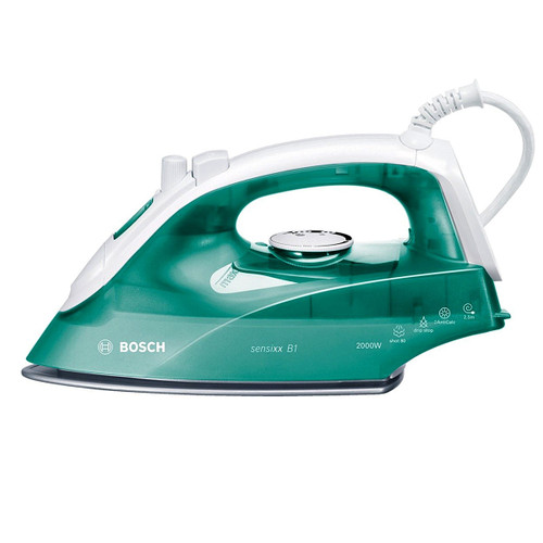 Bosch TDA2623GB Steam Iron Sensixx B1 White / Green 2000W - 3