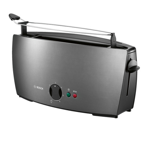 Bosch TAT6805GB Toaster Stainless Steel Anthracite / Black 900W - 8