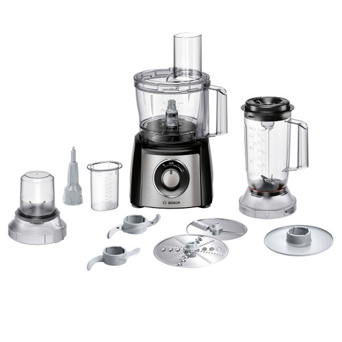 Bosch MCM3501MGB Food Processor Black / Brushed Stainless Steel 800W - 5