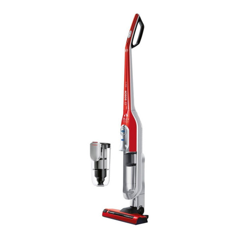 Bosch BCH6PETGB Vacuum Cleaner Athlet ProAnimal 25.2V Cordless Upright Tornado Red with Accessories - 7