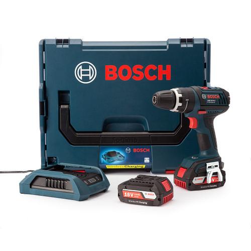 Bosch GSB18VLI2W 18V Dynamic Series Combi Drill (2 x 2.0Ah Batteries) - 7