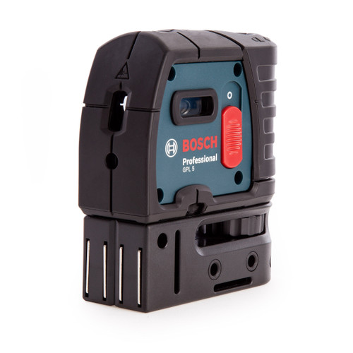 Bosch GPL5 Laser 5-Point Self-Levelling - 5