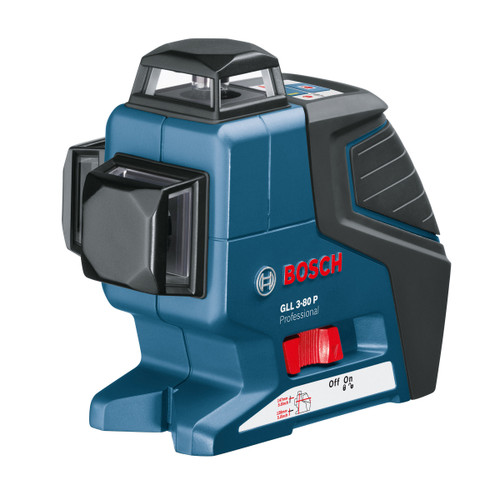 Bosch GLL3-80P 360 Degree Vertical and Horizontal Line Laser - 6