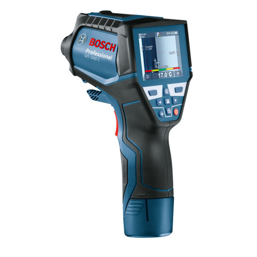 Bosch GIS 1000 C Professional Thermal Detector and Imager - 11