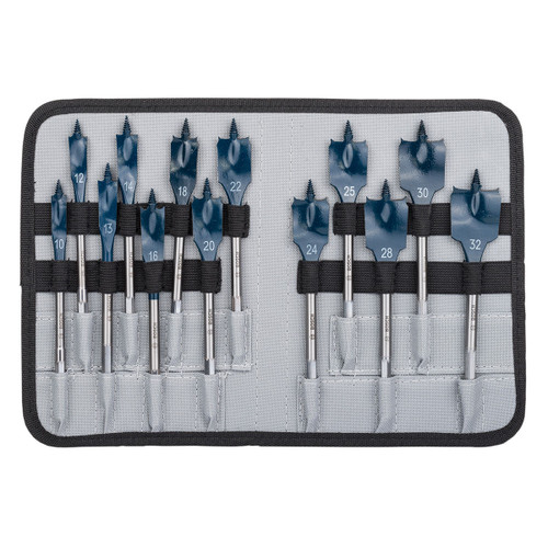 Bosch 2608587010 Self Cut Drill Bit Set (13 Piece) - 1